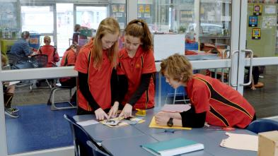 Pedagogy underpins practice in an innovative learning environment