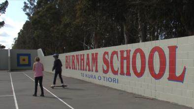 The benefits of e-learning at Burnham School