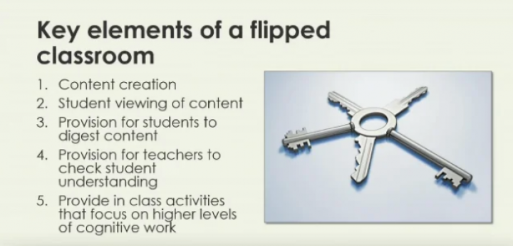 DisruptED: Learning flipped and reimagined