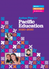 Action Plan for Pacific Education report cover.