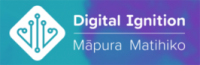 Digital Ignition | Māpura Matihiko Programme logo