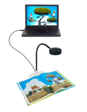 Document camera or visualiser