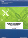 e-Learning and implications for New Zealand schools: A literature review