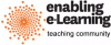 Enabling e-Learning Teaching community