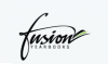 Fusion Yearbooks logo