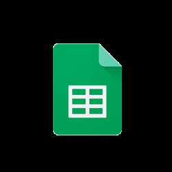 google sheets images media enabling elearning