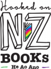 Hooked on NZ Books He Ao Ano logo