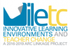 Innovative learning environments and teacher change project logo