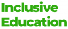 Inclusive education website logo