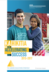 Kahikitia – Accelerating success 2013-2017