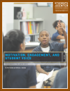 Motivation, engagement, and student voice