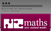 NZ Maths logo