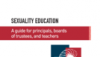 Sexuality education: a guide for principals, boards of trustees, and teachers (2015)