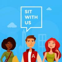 Sit with us image