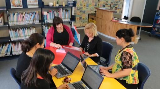Developing the e-learning teacher inquiry process