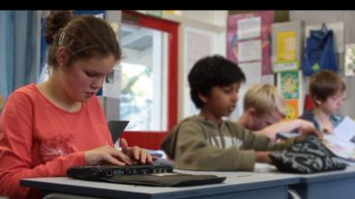 An inclusive learning environment supported by technology
