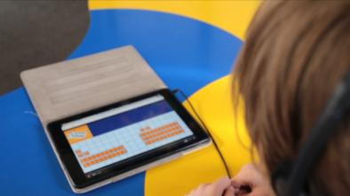 Dyslexia – Using an iPad to support learning