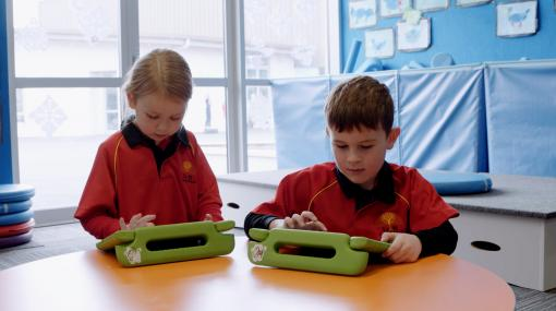 NE–Y1: Creating a connected and innovative learning environment
