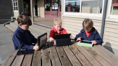 Outcomes of the BYOD pilot at Wairakei School