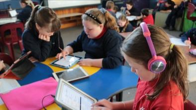Setting up BYOD in the classroom at Wairakei School