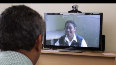 Using video conferencing to expand learning options
